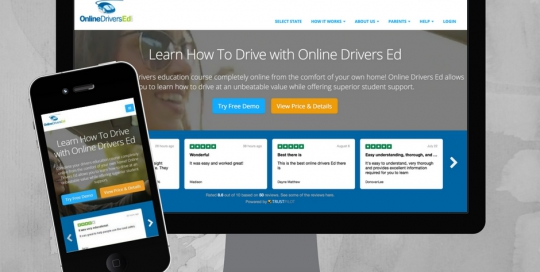 Online Drivers Ed Homepage